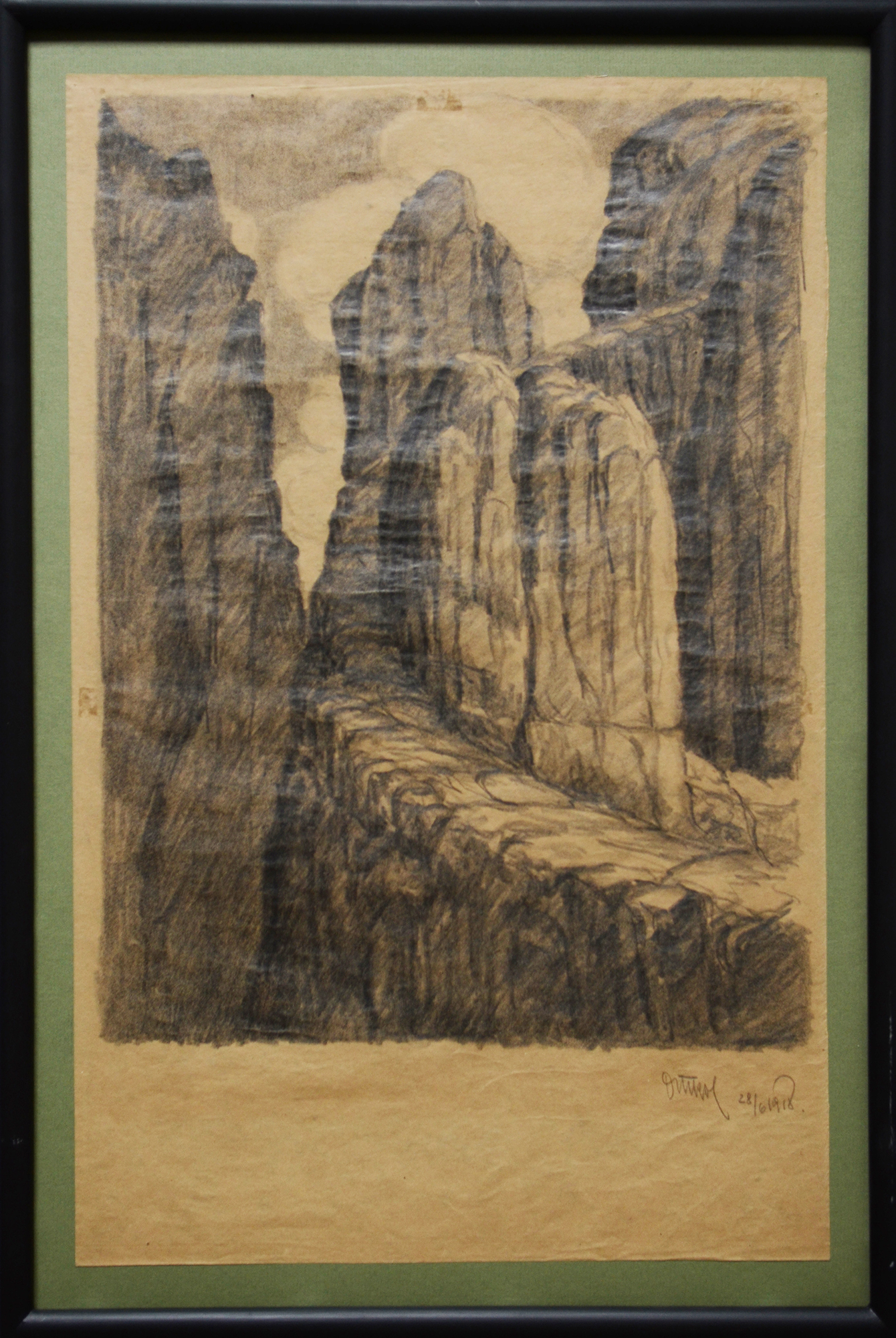 1918 Krajina Ii Frantisek Drtikol Invest In Art